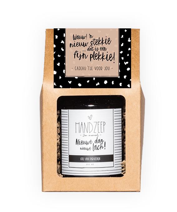 Handzeep giftbox - Stekkie