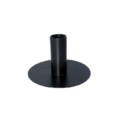 Kandelaar Zwart 6,5cm