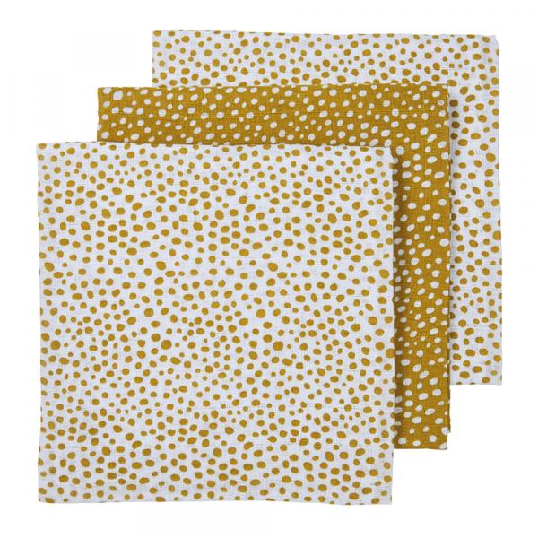 Meyco luierdoekjes Cheetah honey