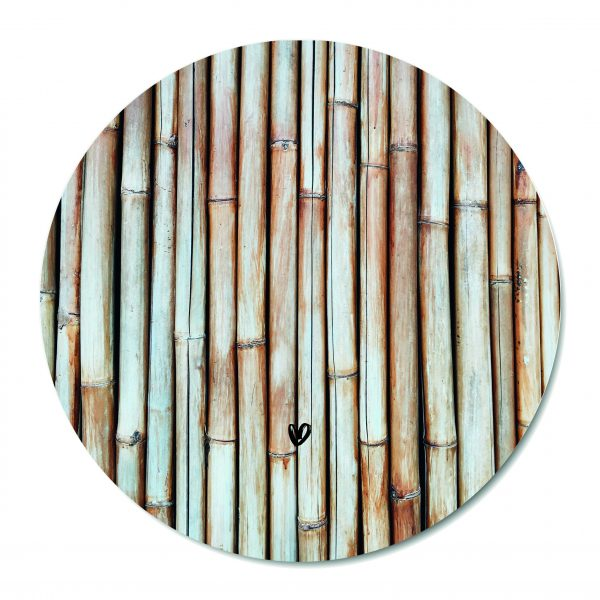 Muurcirkel - Bamboo