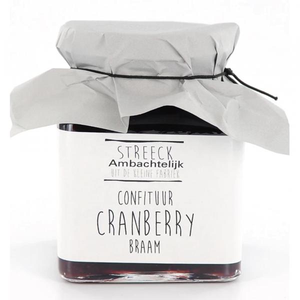 Streeck Confituur Cranberry