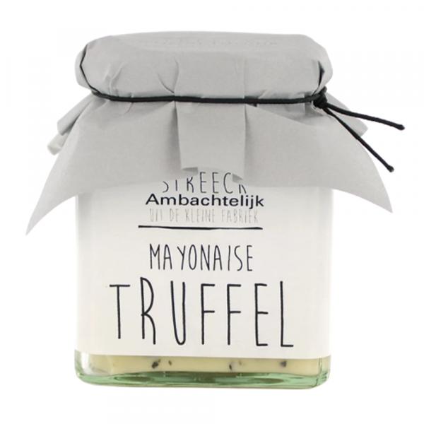 Streeck Truffel Mayonaise