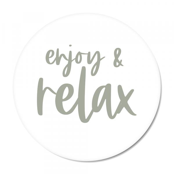 Cirkel enjoy & relax mint