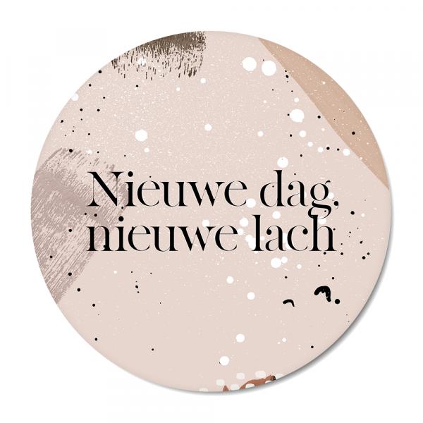 Cirkel Limited - Nieuwe dag - brushes
