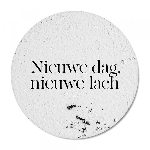 Cirkel Limited - Nieuwe dag - concrete