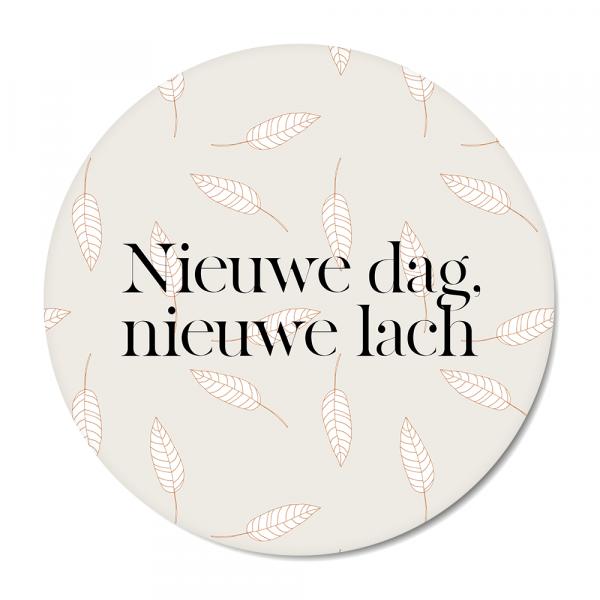 Cirkel Limited - Nieuwe dag - leaves
