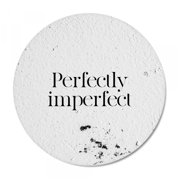 Cirkel Limited - Perfectly imperfect - concrete
