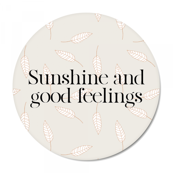 Cirkel Limited - Sunshine - leaves