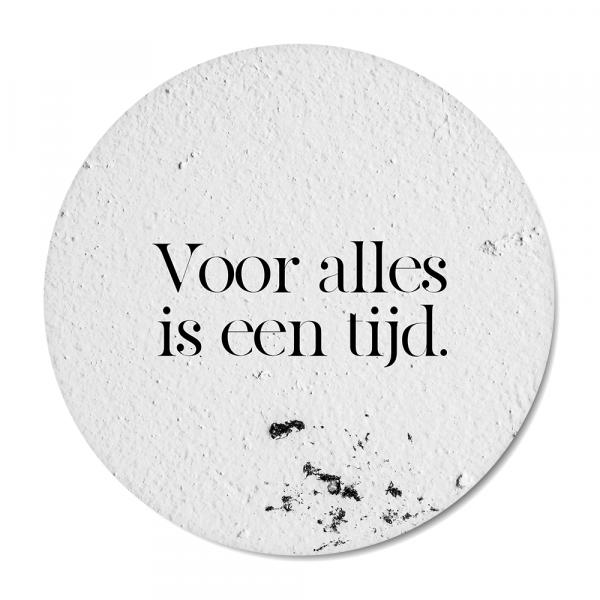 Cirkel Limited - Voor alles is een tijd - concrete