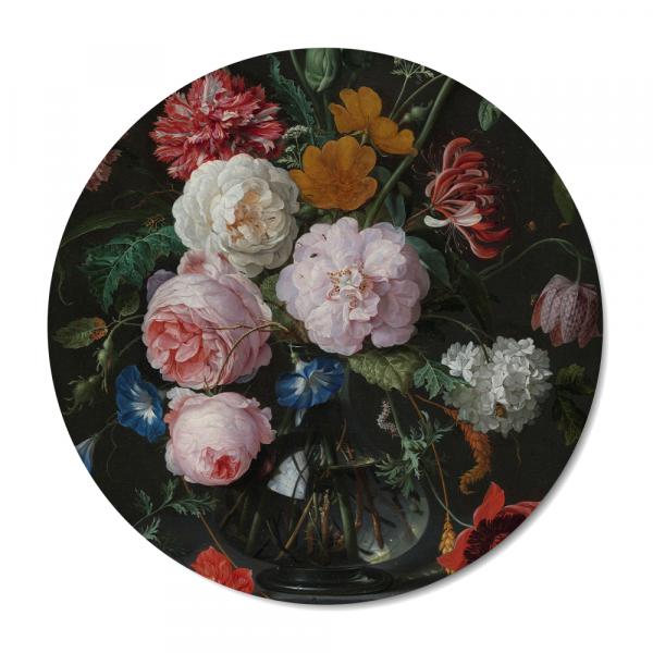 Cirkel - Stilleven met bloemen