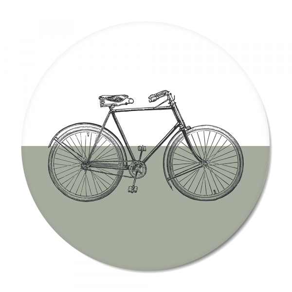 Cirkel Vintage - bike - mint