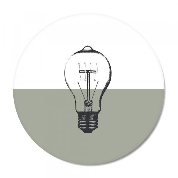 Cirkel - Vintage - bulb - mint